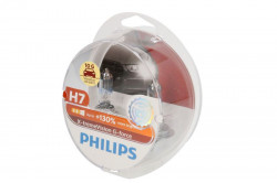 BEC PHILIPS (Set 2pcs) H7 12V 55W X-tremeVision G-force up to 130%
