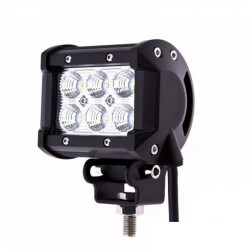 PROIECTOR LED AUTO 18W OFFROAD