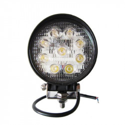 PROIECTOR LED AUTO OFFROAD 27W ROTUND
