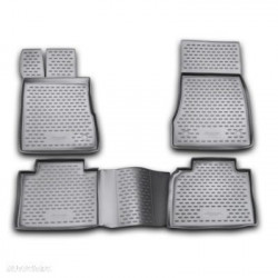 Set covorase negre OPEL Vectra 2002-2008, sed, hb., 4 buc