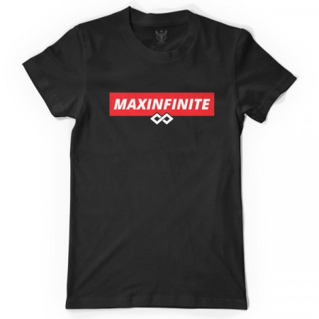 Tricou MaxINFINITE Red