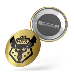 Insigna MaxINFINITE Gold