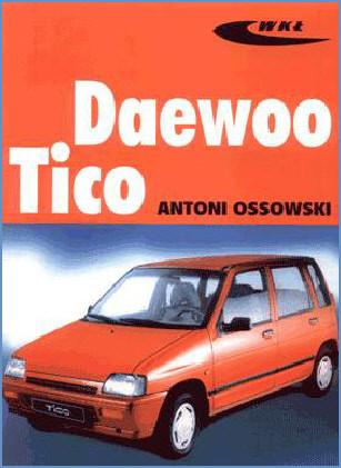 Manual auto Daewoo Tico