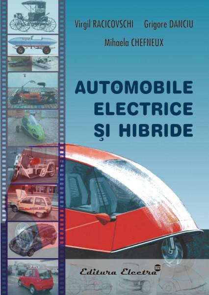 Manual auto Automobile electrice si hibride