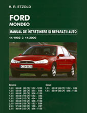 Manual auto Ford Mondeo - Categoria 1