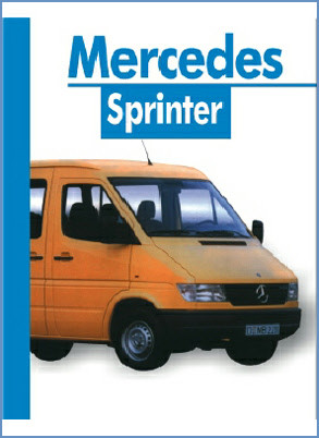 Manual auto Mercedes Sprinter