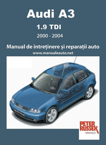 Manual auto Audi A3 2000-2004
