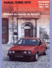 Manual auto VW Golf si Jetta Injectie de benzina