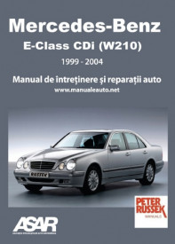 Manual auto Mercedes-Benz E-Class CDi (W210) 1999-2004