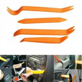 Leviere auto pentru scos plastice, trim-uri, fete de usi, plastice interior casetofon dvd
