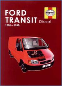 Manual auto Ford Transit
