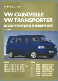 Manual auto VW Caravelle / Transporter