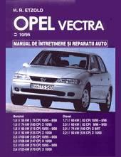 Manual auto Opel Vectra B