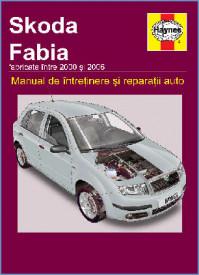 Manual auto Skoda Fabia 2000-2006