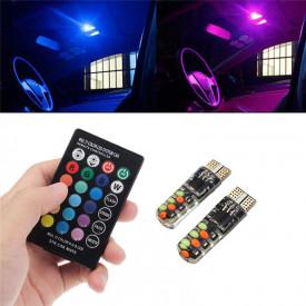 Becuri led T10 RGB