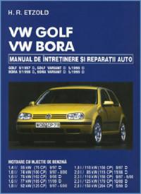 Manual auto VW Bora