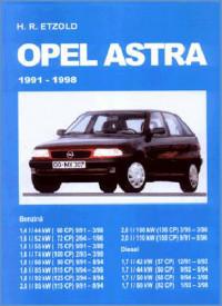 Manual auto Opel Astra