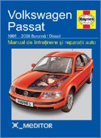 Manual auto VW Passat 1996-2000