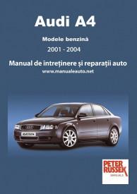 Manual auto Audi A4 2001-2004