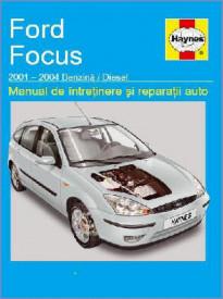 Manual auto Ford Focus 2001-2004