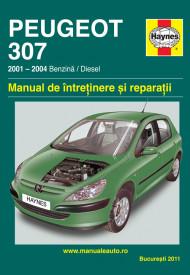 Manual auto Peugeot 307