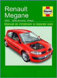 Manual auto Renault Megane 2002-2005