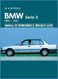 Manual auto BMW Seria 3