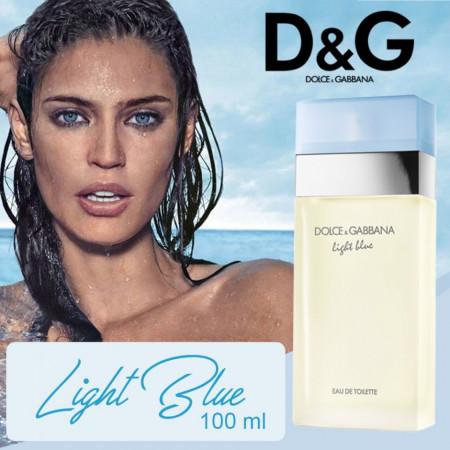 Dolce & Gabbana LIGHT BLUE WOMAN 100 ml | Parfum Tester