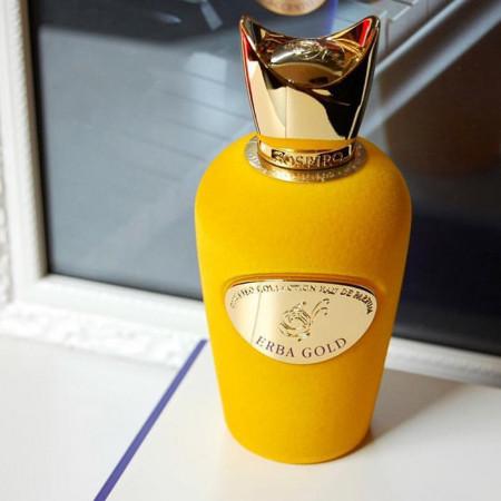 Sospiro Erba Gold 100ml I Parfum Sigilat