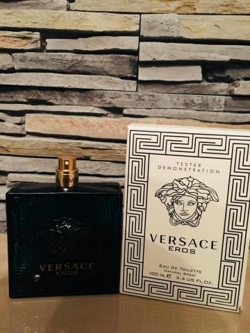 Versace Eros 100ml I Parfum Tester