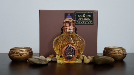 Parfum Opulent Shaik Gold Edition For Men 100ml