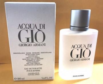 Giorgio Armani - ACQUA DI GIO Pour Homme 100 ml   Parfum Tester