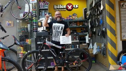 Cea mai scumpa bicicleta vanduta de BikeXCS