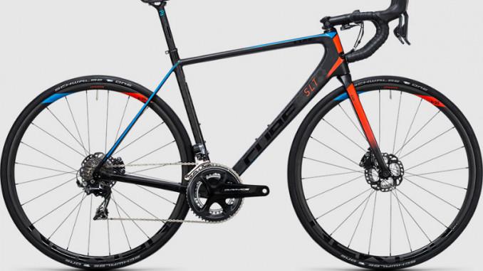 Bicicleta pentru triatlon CUBE LITENING C:68 SLT Disc