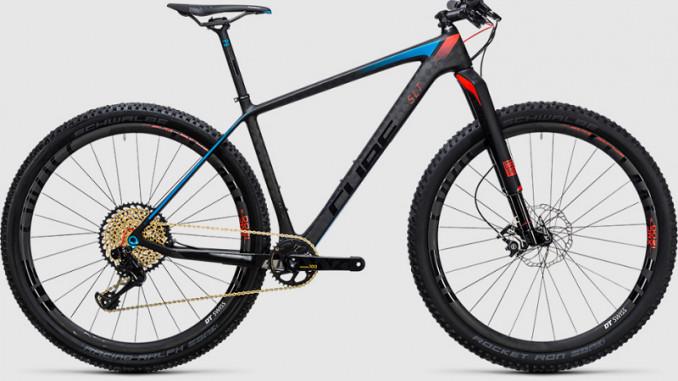 Bicicleta MTB hardtail CUBE ELITE C:68 SLT 29
