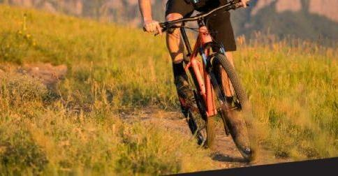 Cannondale TRAIL 2018, complet schimbat