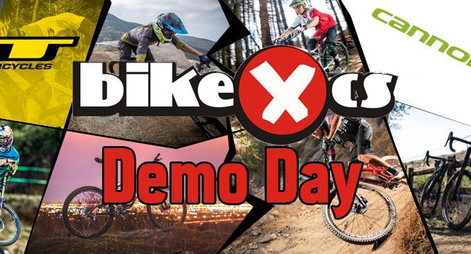 Demo Day Bike XCS