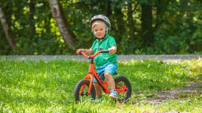 Ghidul micului biciclist