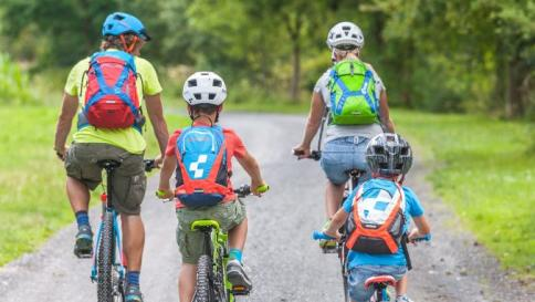 Biciclete pentru intreaga familie