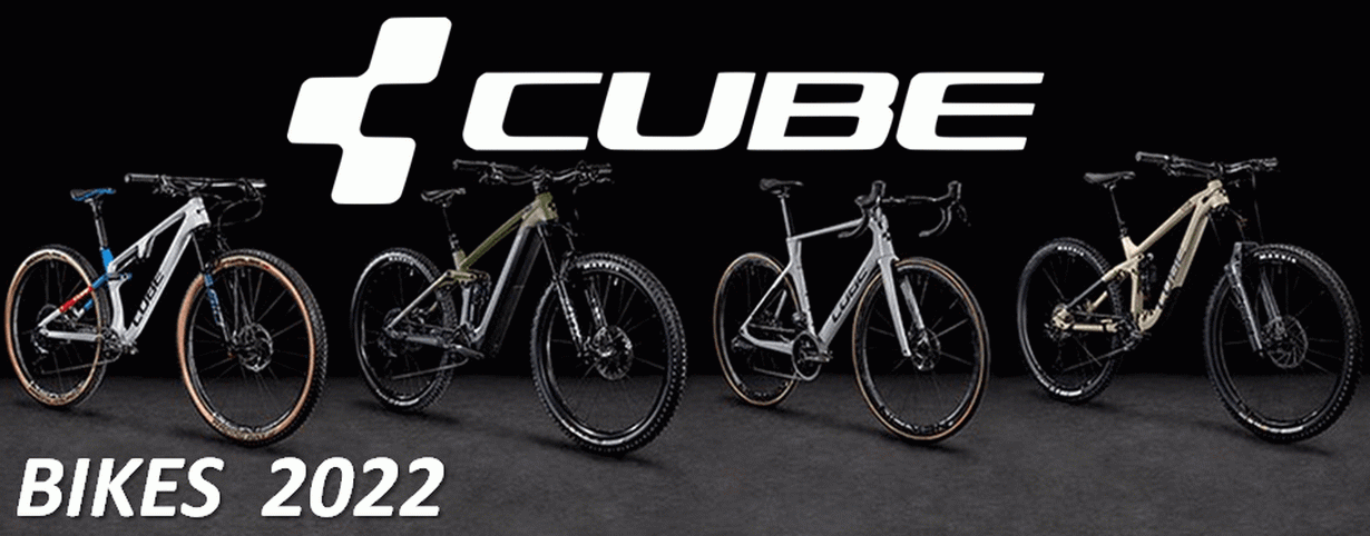 Biciclete Cube 2022