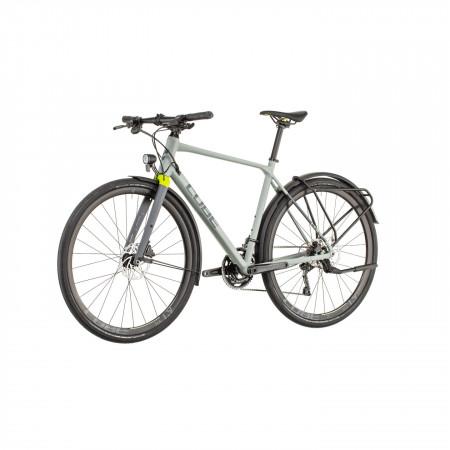 Bicicleta CUBE SL ROAD PRO FE TRAPEZE Lunar Green