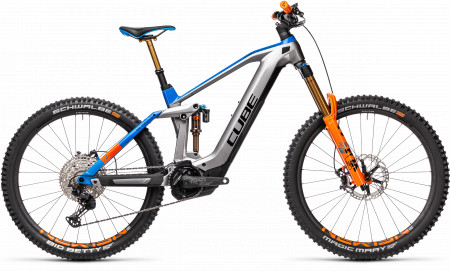BICICLETA CUBE STEREO HYBRID 160 HPC Actionteam 625 27.5 NYON Actionteam
