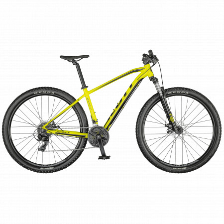 Bicicleta SCOTT Aspect 970 yellow (KH)
