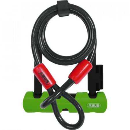 Antifurt ABUS U-Lock Ultra Mini 140mm/1200mm/10mm