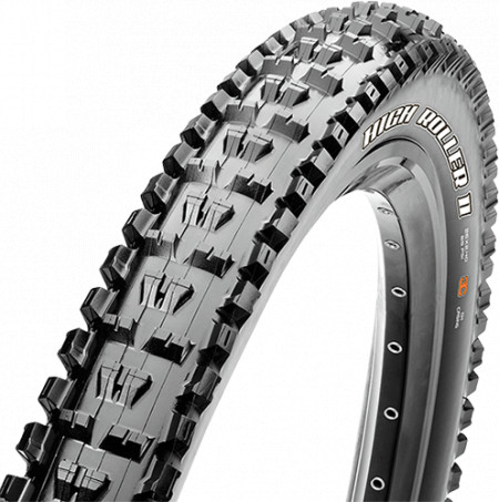 Anvelopa Maxxis High Roller II 26x2.40 60TPI 2-ply wire