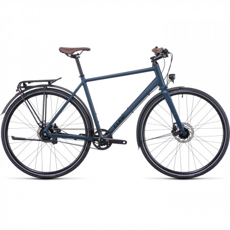 Bicicleta CUBE TRAVEL EXC Midnight Blue