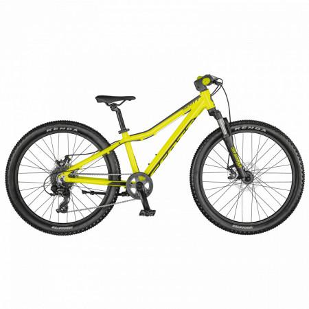 Bicicleta SCOTT Scale 24 disc yellow (KH)