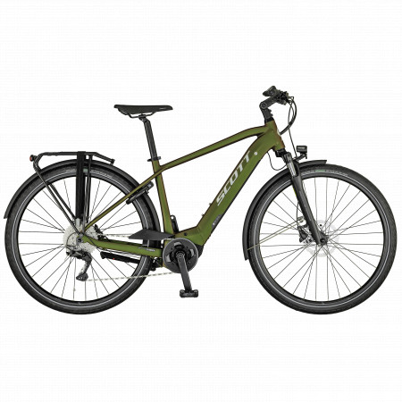 Bicicleta SCOTT Sub Tour eRIDE 10 Men