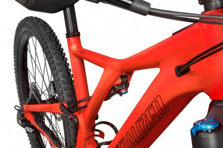 Bicicleta SPECIALIZED Turbo Levo SL Comp - Rocket Red-Black 6