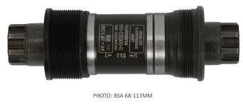 Butuc Pedalier Shimano BB-ES300 68-126mm Octalink